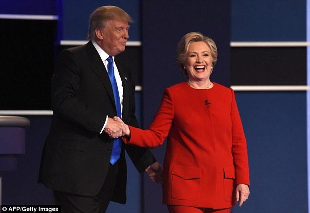 Trump clinton dibattito tv comunicazione