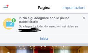 monetizza video facebook